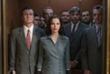 "PHOTO COURTESY FOCUS FEATURES - Felicity Jones as Ruth Bader Ginsburg in ""On the - Basis of Sex."""