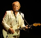 PHOTO BY TRISHA CAMPO - The Beach Boys' Al Jardine will be along those inducted into the Rochester Music Hall of Fame on April 28.