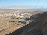 View of the Dead Sea, Israel - Uploaded by Editions Printing