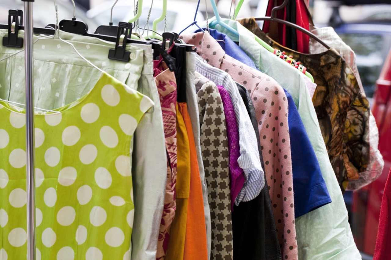 SPECIAL EVENT | Clothing Swap Pop-up | Choice Events