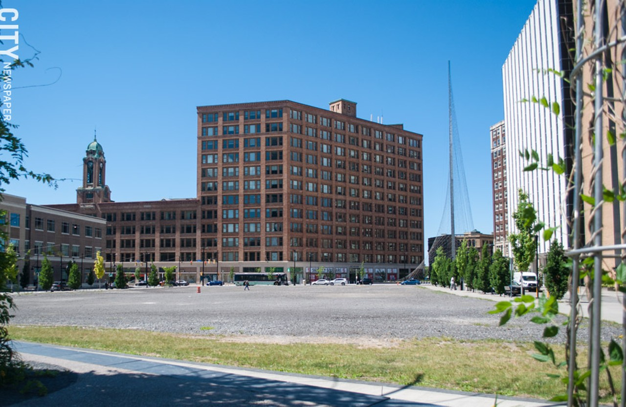 Mayor seeking funds for Parcel 5 project | News | Rochester