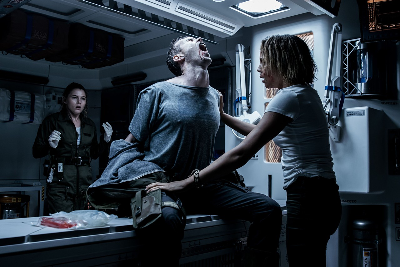 Alien: Covenant Review - The Third Best Film In The Franchise