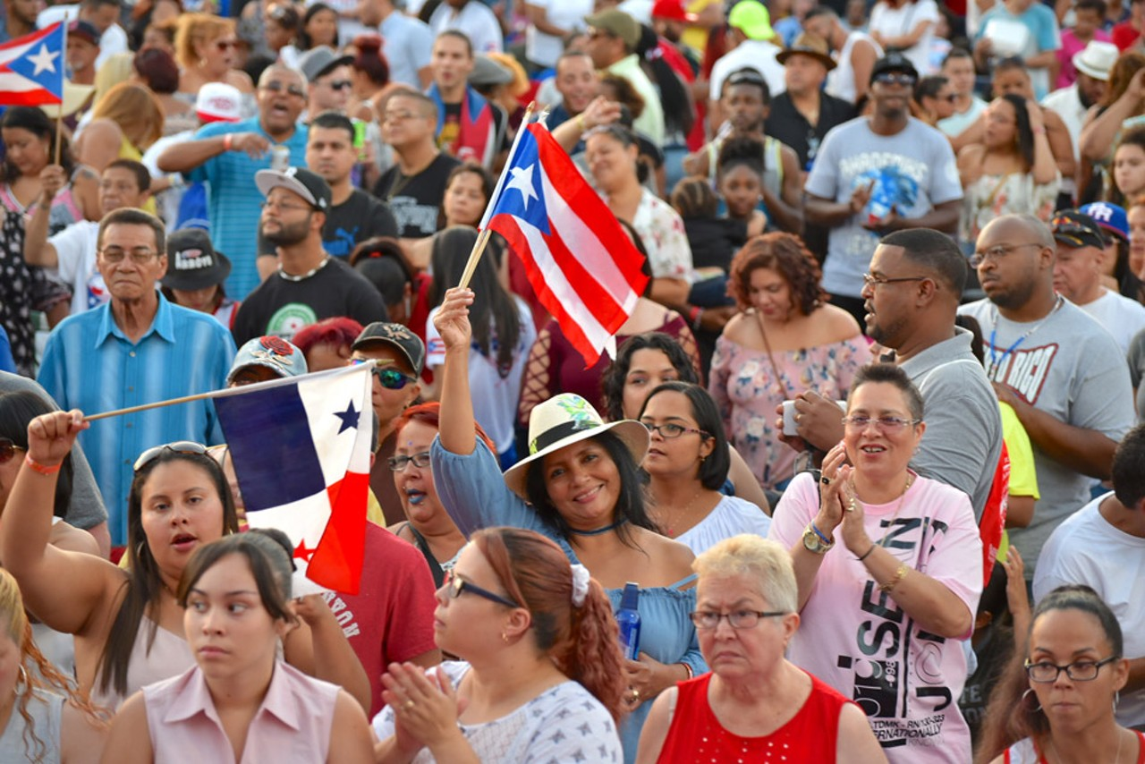 Festival Puerto Rican Festival Choice Events Rochester