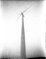 FILE PHOTO - Vestas in the viewshed: wind-farm scenes from Weathersfield.