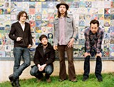 PHOTO PROVIDED - Vetiver is a San Francisco-based folk-rock project led by Andy Cabic (second from left).