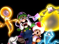 Video Game Review: Luigi's Mansion: Dark Moon (3DS)