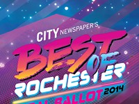 VOTE NOW: Best of Rochester 2014 Final Ballot