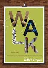 DESIGNER: SANDY KNIGHT - WALKTHROUGH poster
