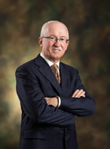 Warren Hern, former CEO Unity Health System. - PHOTO PROVIDED