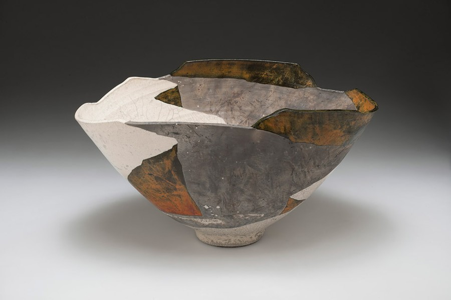 """Wayne Higby's """"Return to White Mesa"""" is part of """"Infinite Place,"""" currently on view at the Memorial Art Gallery. The exhibition is the first major retrospective of Higby's forty-year career. - PHOTO PROVIDED"""