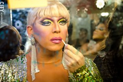 While students can find many LGBTQ-friendly events on Rochester's campuses, they'll also be able to find numerous events across the city, including drag shows. - FILE PHOTO