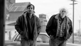 "PHOTO COURTESY PARAMOUNT PICTURES - Will Forte and Bruce Dern in ""Nebraska."""
