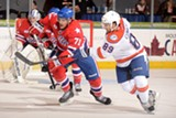 You can catch professional hockey with the Rochester Americans at Blue Cross Arena. - PHOTO PROVIDED