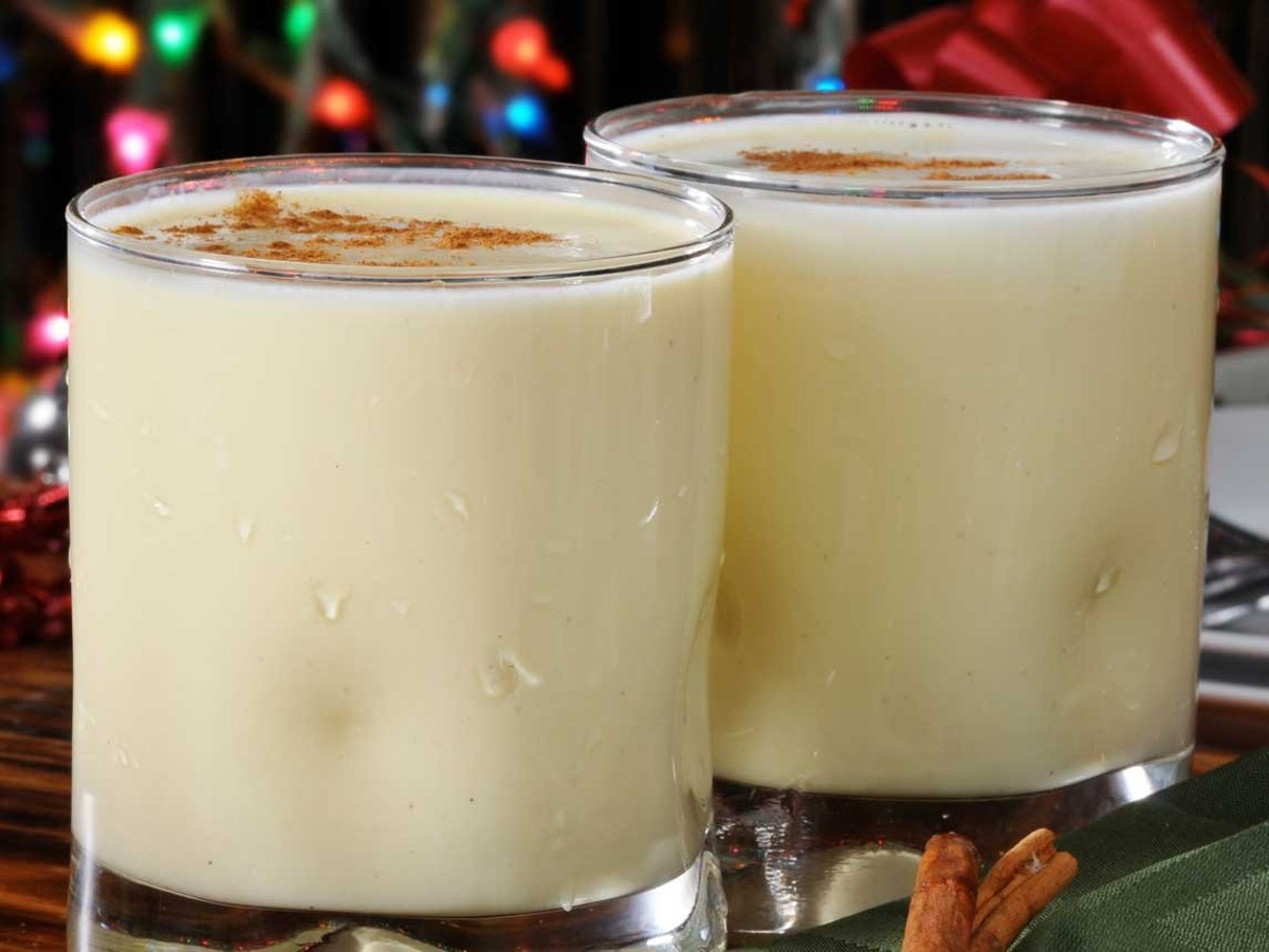 10 eggnog recipes to try this christmas flavor click image courtesy forumfinder Images