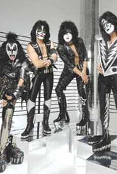 10 minutes with Kiss