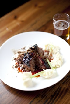 The Granary 'Cue and Brew's beef clod ranks as the best non-traditional cut in America.