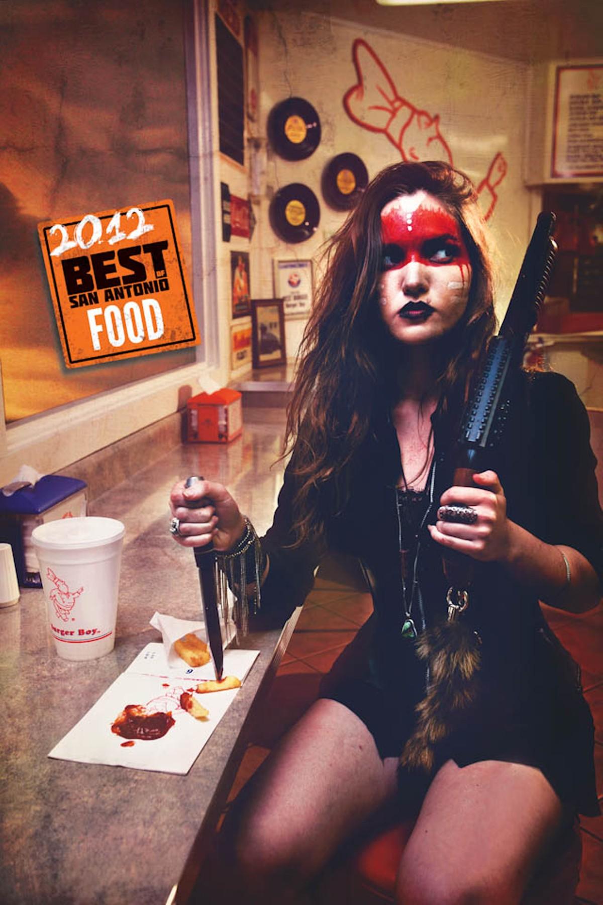 2012 Best Of San Antonio Food Winners List Winners