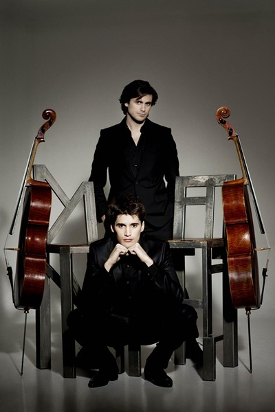2Cellos - COURTESY