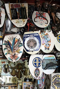 36. Take A Potty Break At The Toilet Seat Museum