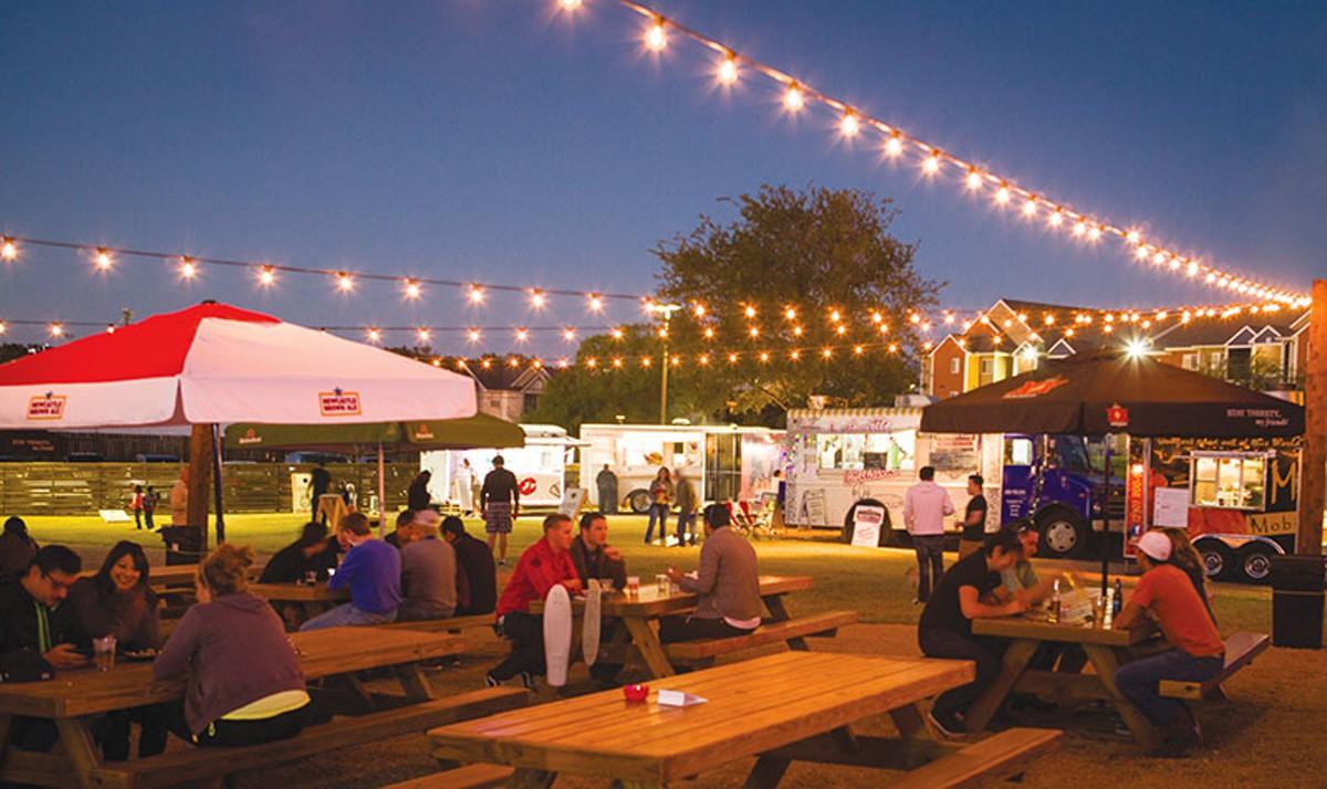 Food Trucks San Antonio