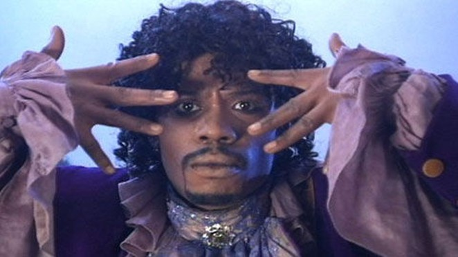 Dave Chappelle as Prince on 'Chappelle's Show' - COURTESY