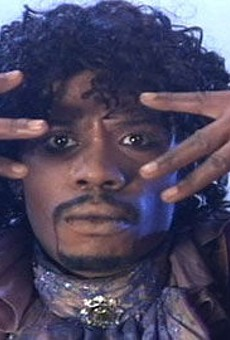Dave Chappelle as Prince on 'Chappelle's Show'