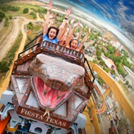 59. Make Yourself Sick Riding Every Six Flags Fiesta Texas Roller Coaster