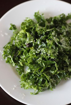 7 Green Thanksgiving Side Dishes