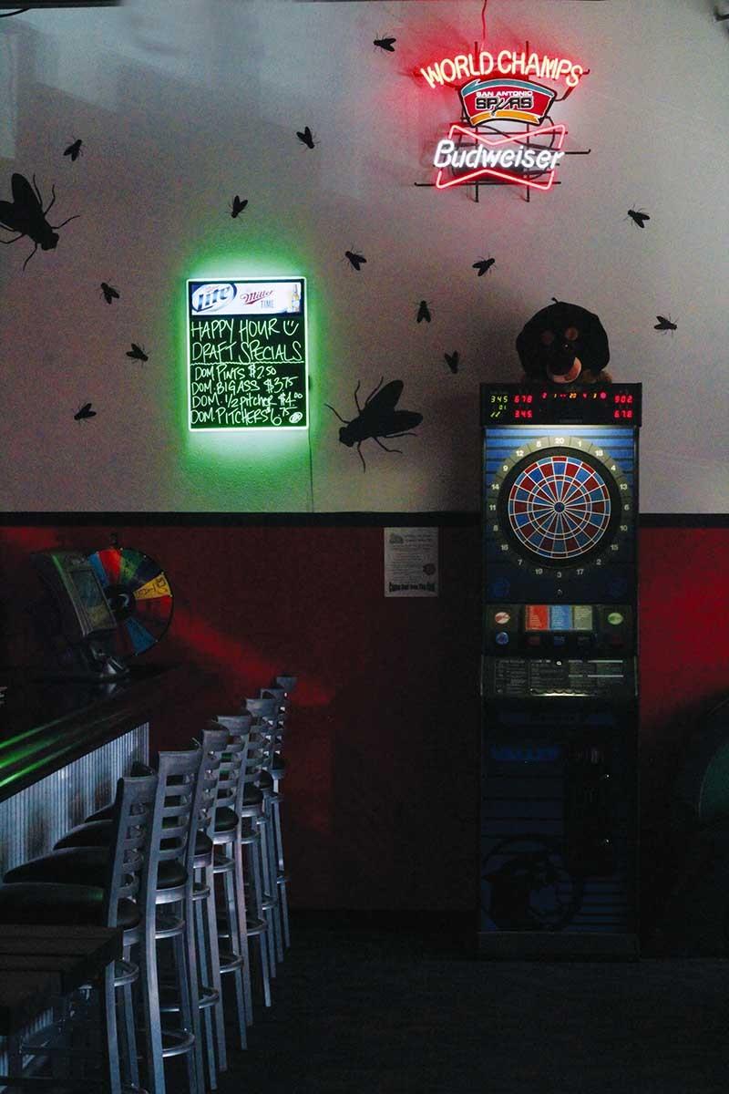 A bar is a bar is a bar, - JESSICA ELIZARRARAS