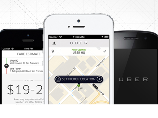 A City Council vote today wasn't enough to convince Uber to stay in San Antonio. - COURTESY