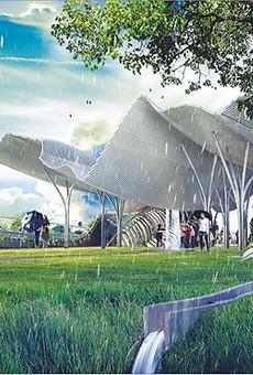 A conceptual design for Confluence Park