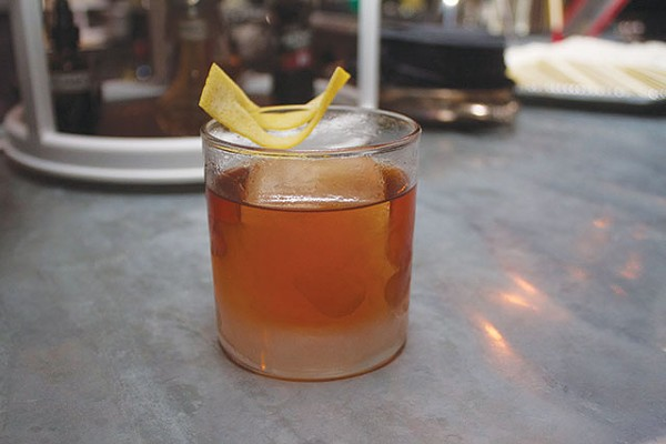 A new spring drink from The Brooklynite - COURTESY PHOTO