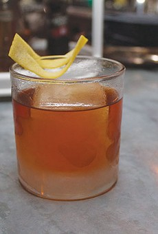 A new spring drink from The Brooklynite