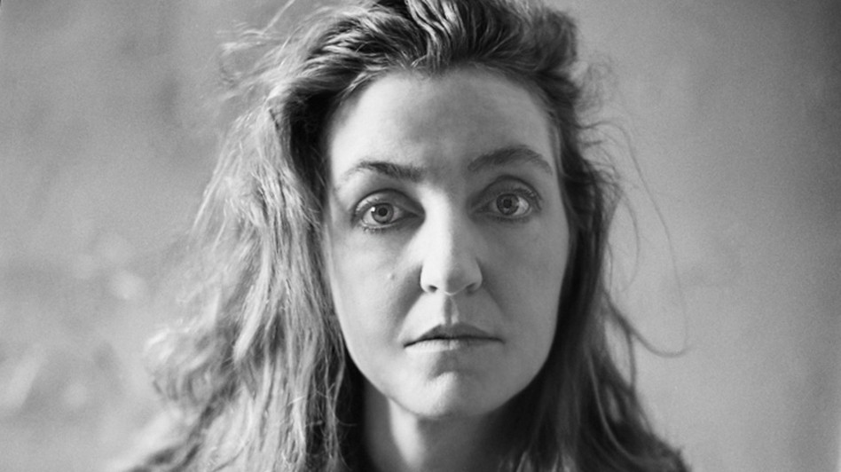 A portrait of the author Rebecca Solnit - COURTESY