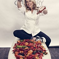 A Quickie Chat With Cat Cora