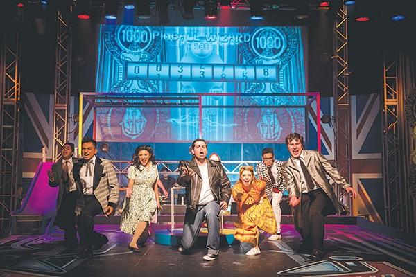 A sentimental rock opera ends The Playhouse's season - SIGGI RAGNAR