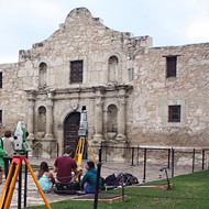 Preserve The Alamo! Push Grows To Save Eroding Shrine