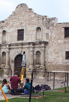 A series of studies confirmed serious erosion concerns at the Alamo, rekindling calls for preservation projects.