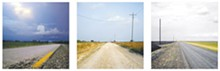 RICK HUNTER PHOTOGRAPHY, REPRINTED WITH PERMISSION - A trio of Texas roads