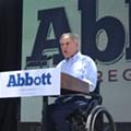 Abbott Announces Bid For Governor In San Antonio