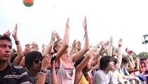 ACL 2011, Day 2: Cut Copy, TV on the Radio, Stevie Wonder, and ... Christian Bale?