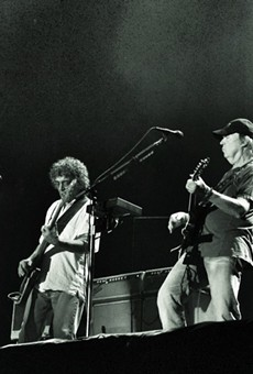 ACL 2012 Day 2: Neil Young & Crazy Horse