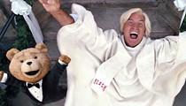 Actor Sam Jones (AKA Flash Gordon) enjoys spoofing himself in 'Ted'