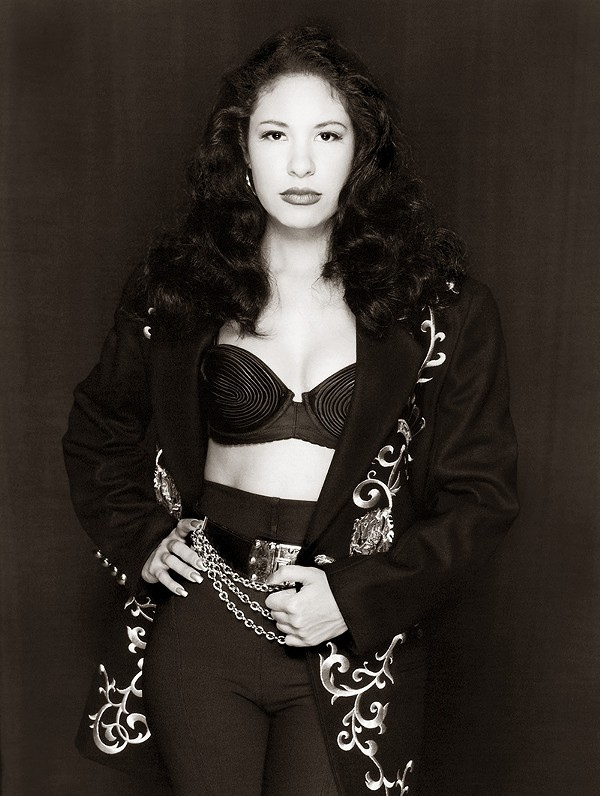 Al Rendon's Selena portrait is part of the Smithsonian's collection - AL RENDON