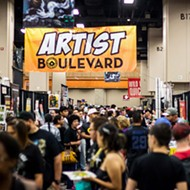 Alamo City Comic Con: bigger, better, and still growing