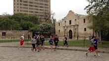 T. STOLHANDSKE - Alamo Running