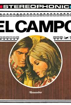 Album cover for El Campo's Remember