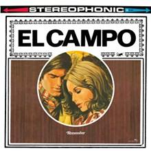 Album cover for El Campo's Remember - COURTESY