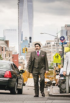 Alfred Molina as George and John Lithgow as Ben in Love Is Strange