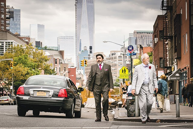 Alfred Molina as George and John Lithgow as Ben in Love Is Strange - SONY PICTURES CLASSICS